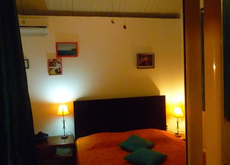 chambre dans chalet
