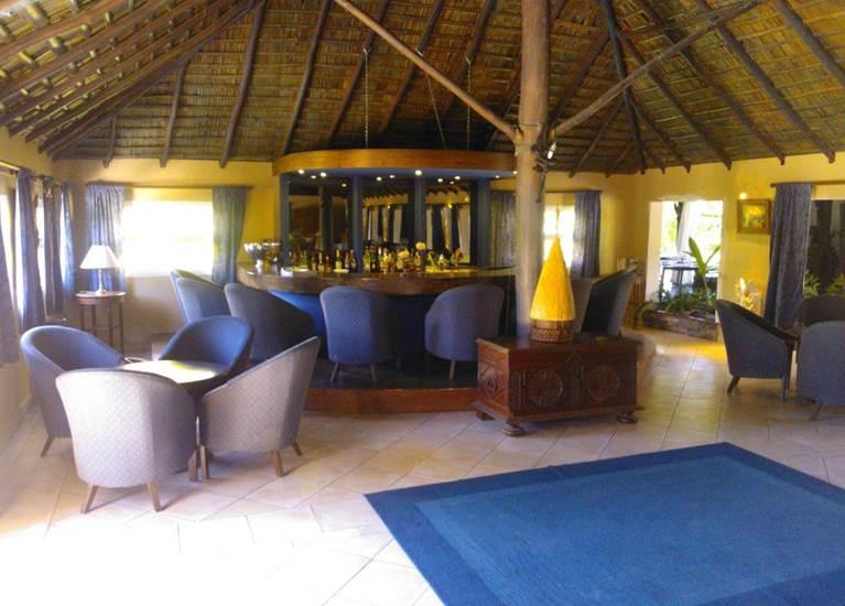 Bar Naina Park Hotel La Foa