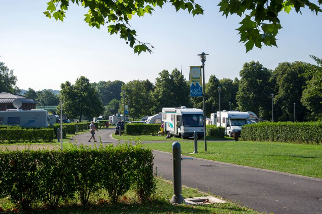 Camping du mont Olympe