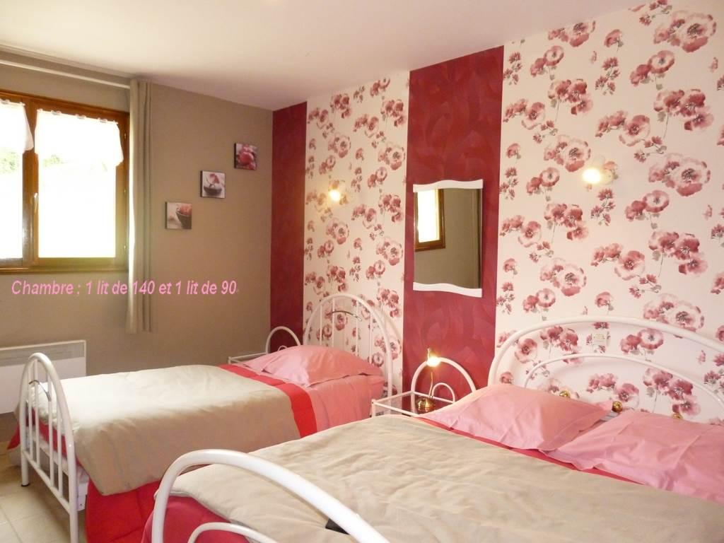 chambre pour 3 couchages
