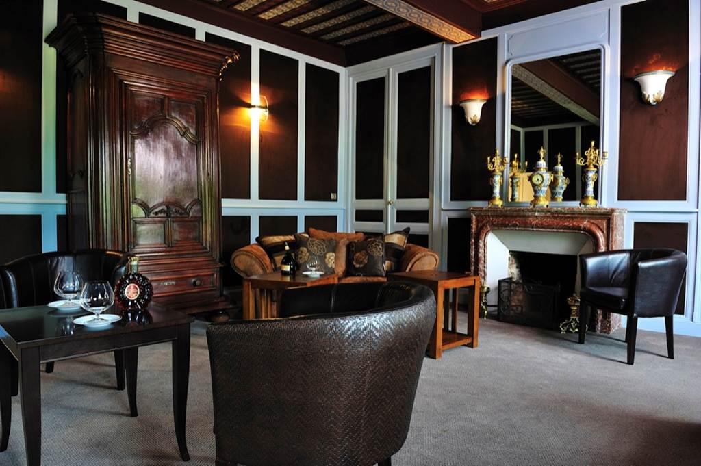 """Restaurant """"La Cotterie"""" Domaine Château du Faucon"""