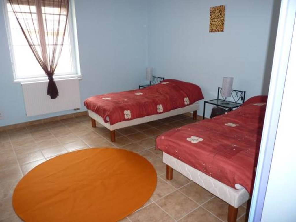 Gîte La Cure : chambre 1