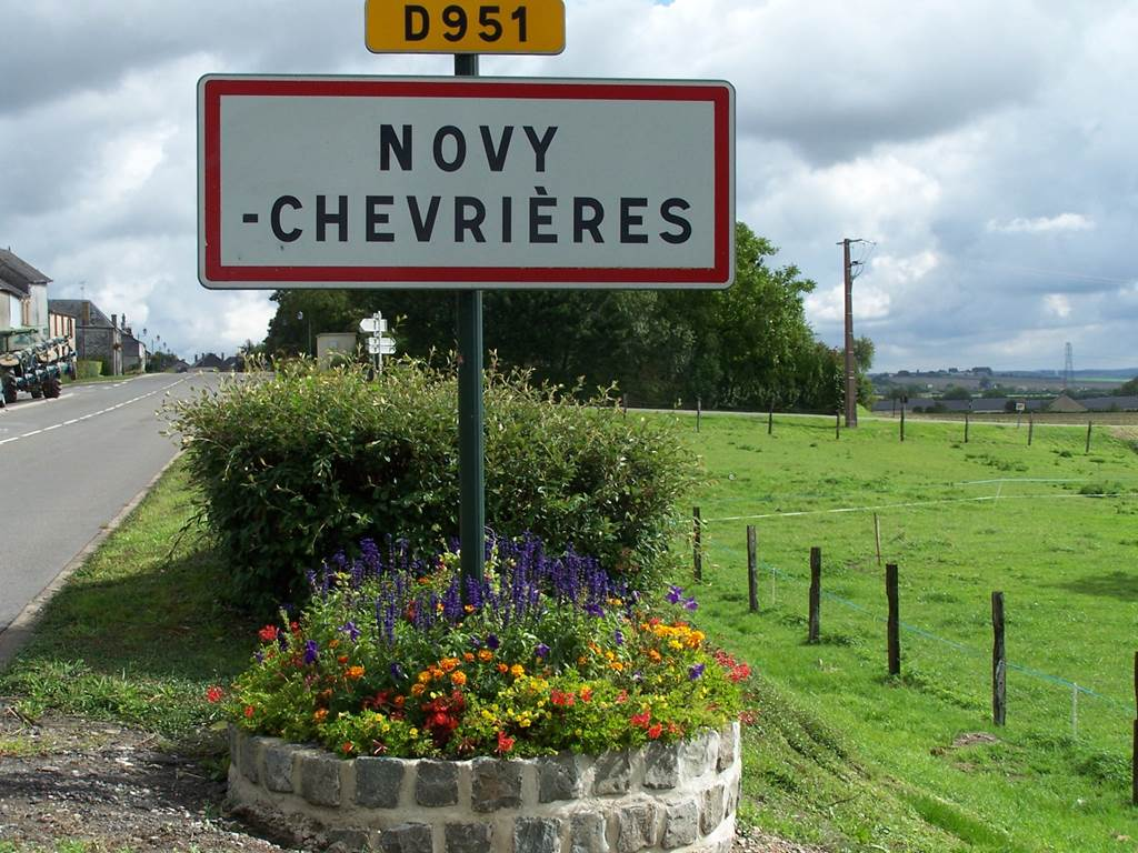 Novy-Chevrières